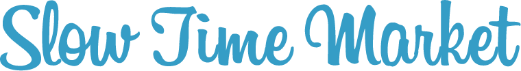 スロータイムマーケットのロゴ